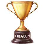 Achievement: 1 place at CreaCon 2012