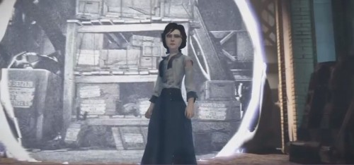 Bioshock Infinite Movie
