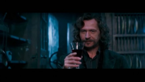 Harry Potter & Sirius Black - Not Miracle