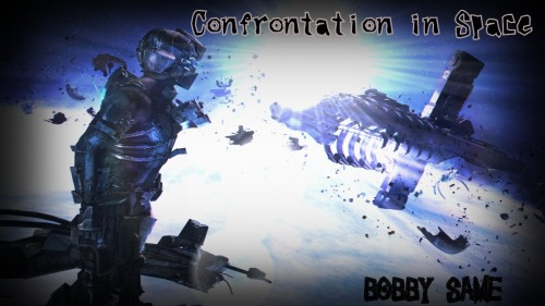 Confrontation in Space