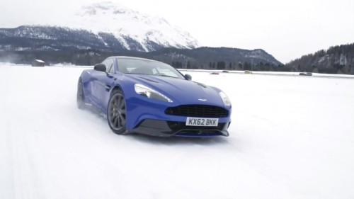 Aston Martin power, beauty and soul