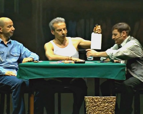 Aldo giovanni e giacomo poker