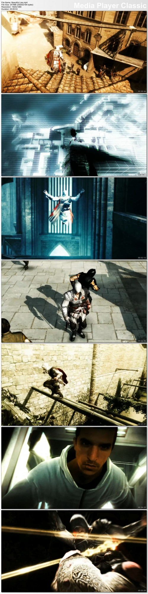 Assassin's Creed: Beautiful Lies