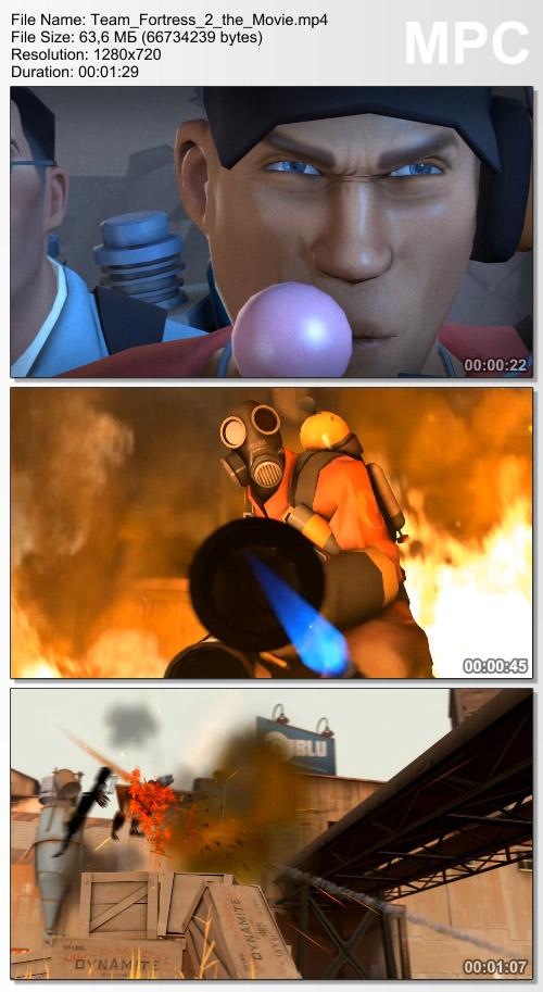 Team Fortress 2: The Movie