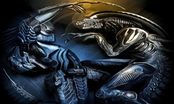 Evans Blue - Cold Видео: Alien Vs. Predator Автор: Sergi0os Рейтинг: 4.1