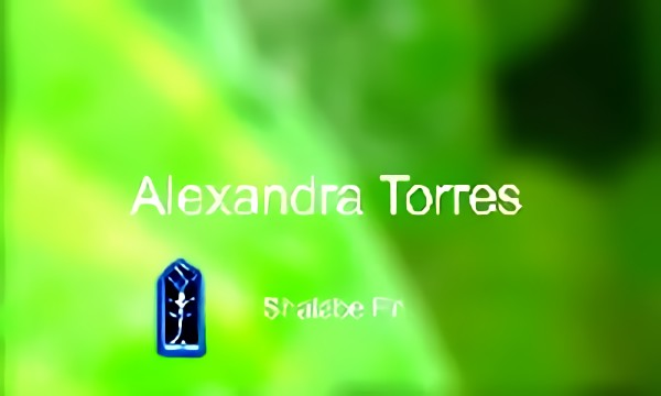 Alexandra Torres - ����� Video: ����������� ������ �����: Mixail Rating: 4.2