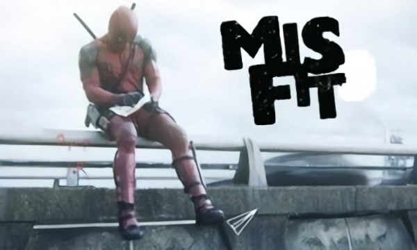 Thebandwithnoname - Misfit Video: Deadpool Автор: exellic Rating: 4.4