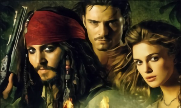 Hans Zimmer - Tia Dalma, Wheel Of Fortune, Jack Sparrow, The Kraken Video: Pirates Of Caribbean 2 �����: Proxy Rating: 4.2