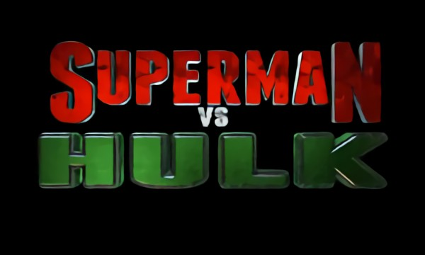 Superman vs Hulk Trailer