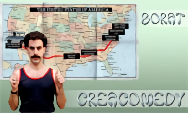 Borat travel