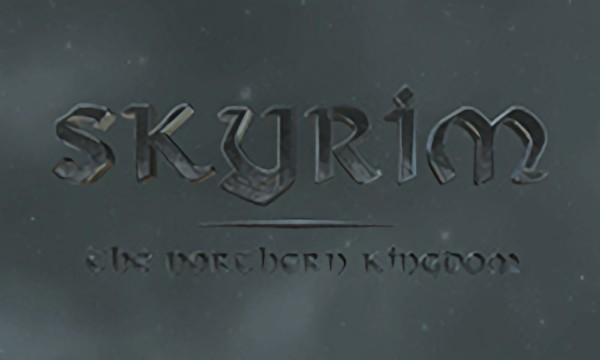 Skyrim. The Northern Kingdom