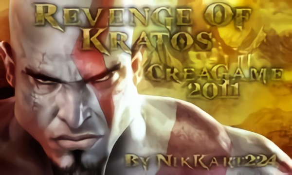 Revenge Of Kratos