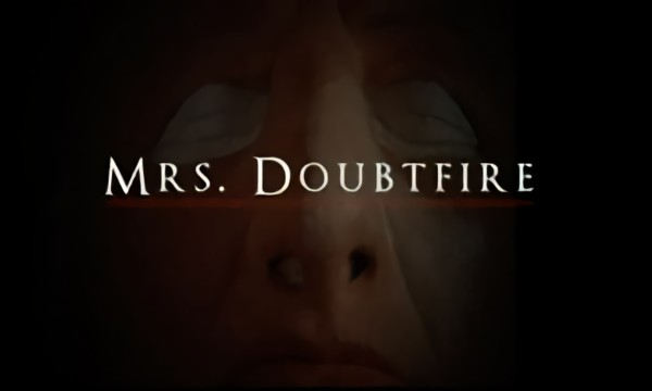 Mrs Doubtfire Horror Trailer