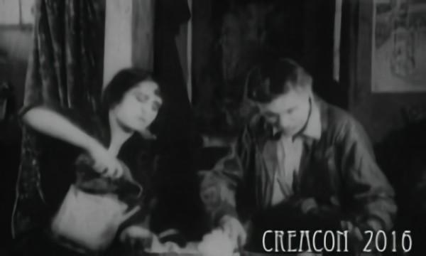 В главной роли Вера Холодная