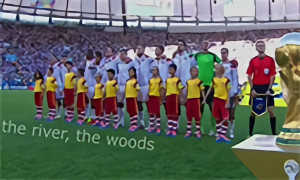 The River, The Woods | World Cup 2014 Germany team