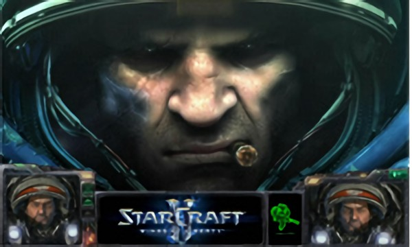 Linkin Park - Points Of Authority Video: Starcraft 2 Автор: -Dante- Rating: 4.4