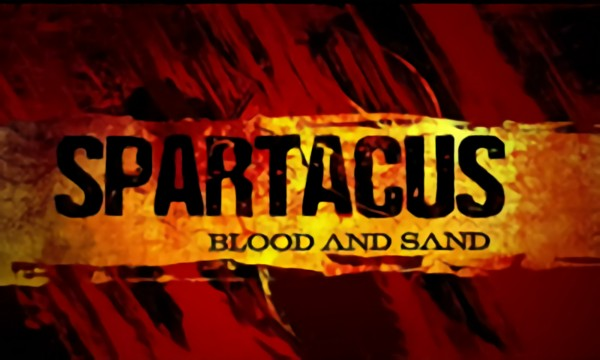 Spartacus - Black Blade