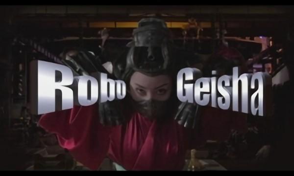 RoboGeisha (она придёт за тобой)