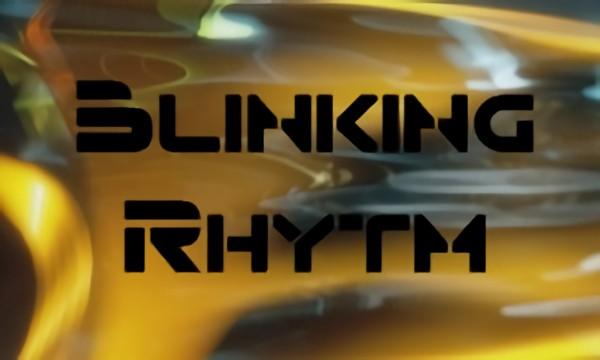 Blinking Rhytm
