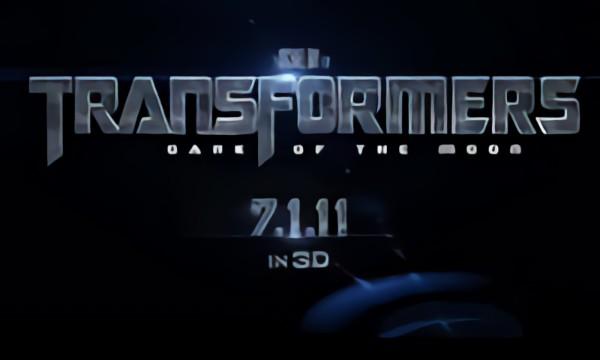 Transformers 3 Fan Trailer