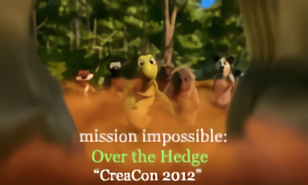 mission impossible: Over the Hedge
