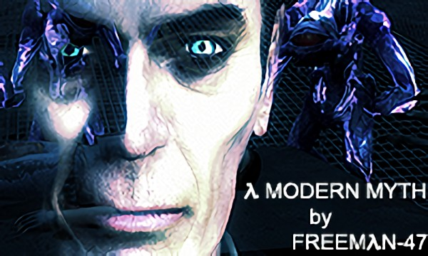 30 Seconds To Mars - A Modern Myth Video: Half-life 2 - Episode Two Автор: Freeman-47 Rating: 4.1
