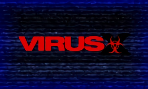 Virus X (12th Canvas - Damage)