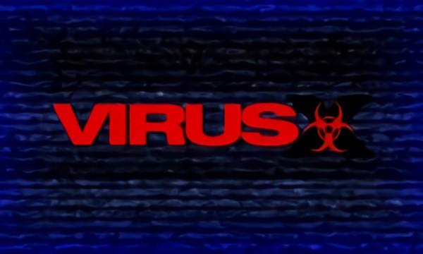 Virus X (12th Canvas - Damage)