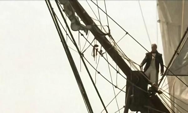 Хозяин морей (мой 4-й трейлер)