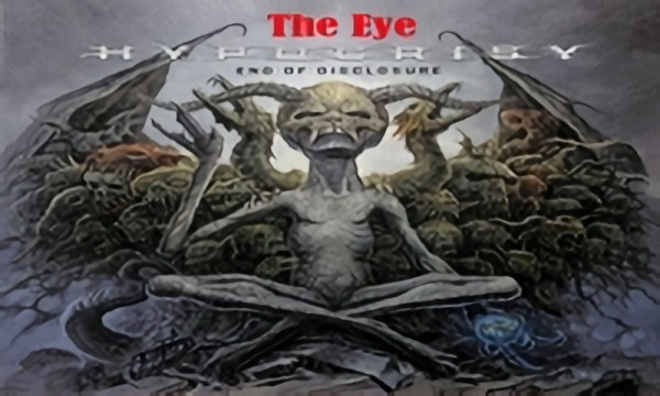 Hypocrisy - The Eye