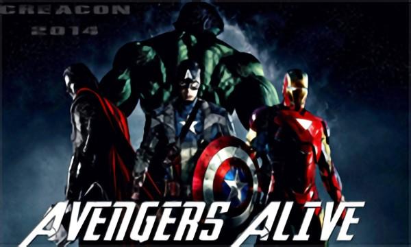 Avengers Alive!