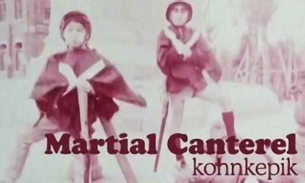 Martial Canterel — Market