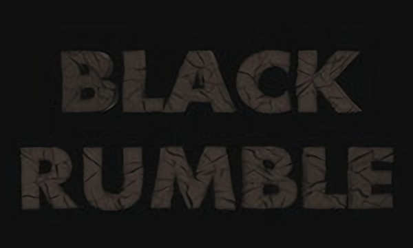 Black Rumble / ׸���� ������ [Trailer]