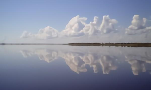 Зеркальный берег