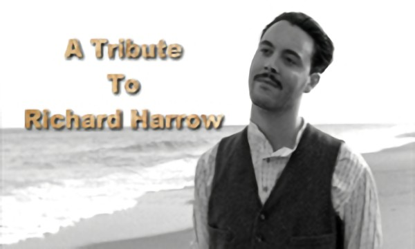 A Tribute To Richard Harrow Of Boardwalk Empire