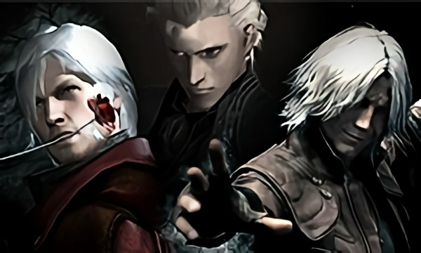 Author: Freeman-47 Video: Devil May Cry 3, 4, 5