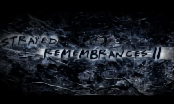 Strayed Remembrances II