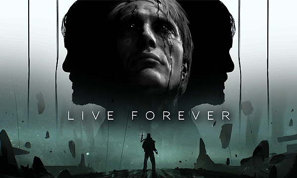 The Anix - Live Forever Video: Death Stranding Автор: Freeman-47 Rating: 4.3