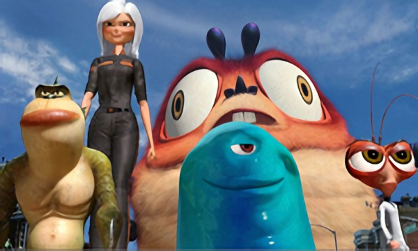Offspring - You're Gonna Go Far, Kid Video: Monsters Vs. Aliens Автор: Arasthamithad Rating: 4.3