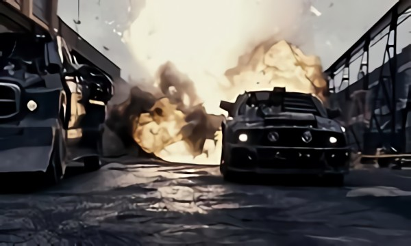 Epic Score - Mosh Pit Video: Death Race 2 Автор: maksoon Rating: 4.2