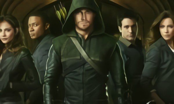 Three Days Grace - Time Of Dying Video: Arrow (1-16 Series) Автор: _Doc_ Rating: 4